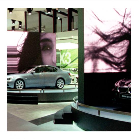 Die Produktoffensive von BMW