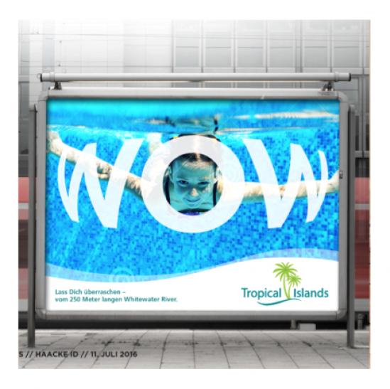 """Tropical Dreams"" in Brandenburg"