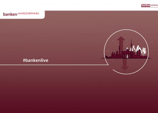 Der Jahresempfang des Bankenverbandes